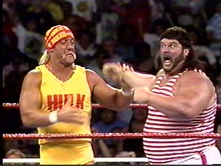 Hulk Hogan And Tugboat