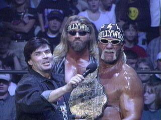 Hogan, Bischoff And The Disciple