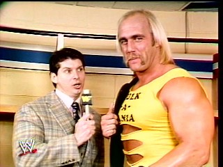 McMahon Interviews Hogan