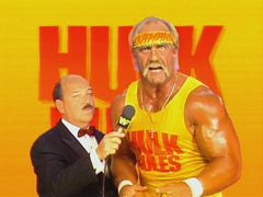 Hulk Is Interviewed By Mean Gene