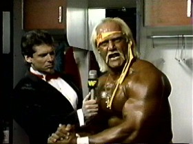 Vince Interviews Hogan