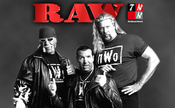 The NWO On Raw