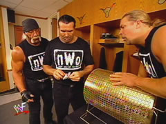 The NWO Lottery