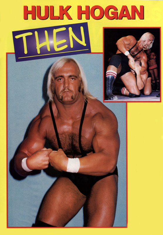 Hulk Hogan In The Past